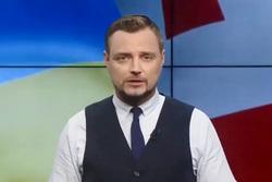 Клипарт. Журналист Артем Овдиенко, овдиенко артем