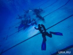Новый год у дайверов. Пермь, подводное плавание, дайверы