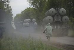 Клипарт, официальный сайт министерства обороны РФ. Екатеринбург, химзащита, зрк, зенитно-ракетный комплекс