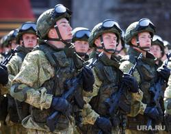 Парад Победы и Бессмертный полк. Екатеринбург, армия, военные, марш