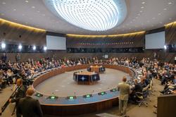 Клипарт. Официальный сайт  «НАТО». Екатеринбург, нато, заседание