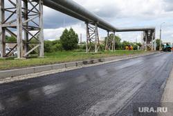 Ремонт дорог в рамках национального проекта. Курган, ремонт дороги, новый асфальт