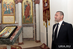Освящение Богоявленского храмаКурган