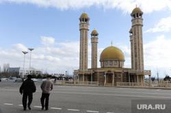 Чечня. Грозный , чечня, грозный, мечеть имени сакказова