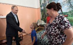 Клипарт. Сайт президента России, ребенок, путин владимир