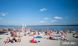 ОГОНЬ. ПЛЯЖ. Поселок Санаторный, озеро Балтым. Свердловская область, Верхняя Пышма, пляж, отпуск, лето, купальный сезон, хорошая погода, отдых