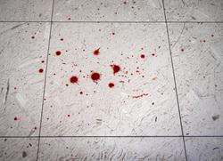 Клипарт depositphotos.com, пятна крови, капли крови, убийство, кровь на полу