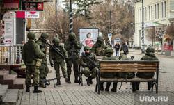 Севастополь и Симферополь.  2014 - 2016. Крым, крым, вежливые люди