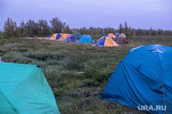 Палаточный лагерь спасателей Авиалесохраны. Салехард, палатки, туризм