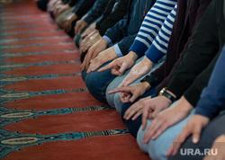 Визит в Югру Верховного муфтия Сирии Ахмада Бадр эд-Дин Хассуна, Сургут, ислам, религия, молитва, мусульмане