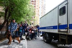 Суд над Мамаевым Павлом и Кокориным Александром. Москва, полиция, немецкая овчарка