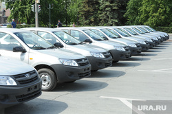 Вручение транспорта ГИБДД Челябинск, машина, ваз, авто, лада гранта