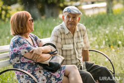Жители города. Курган, пенсионер, поколения, пожилой мужчина