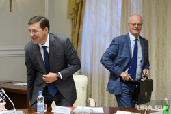 Совет по коррупции в полпредстве. Екатеринбург, куйвашев евгений, турыгин юрий