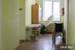 Визит врио губернатора Шумкова в Юргамышский район, инвалидная коляска, больница, црб юргамыш