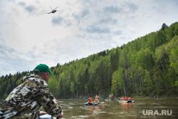 Сплав Евгения Куйвашева и Игоря Холманских по Чусовой. Усть-Утка, река чусовая
