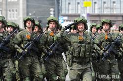 Празднование 9 мая. Челябинск, солдаты, спецназ