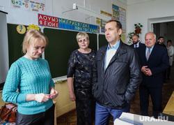 Визит врио губернатора Шумкова Вадима в Каргапольский район. Курган, шумков вадим