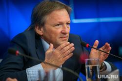 Пресс-конференция Титова Б. Москва, титов борис