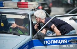 Авария на Куйбышева - Розы Люксембург с погоней и стрельбой. Екатеринбург, дпс, полиция