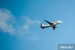 Пикет по вопросам качества горячей и холодной воды на Химмаше. Екатеринбург , самолет, уральские авиалинии, боинг, полет, небо