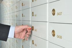Клипарт депозитфото, сейф, банк, хранение денег, банковская ячейка