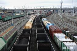 Железнодорожная станция, горка и вокзал. РЖД. Челябинск, поезд, вагон, железнодорожный узел, сырье для металлургии