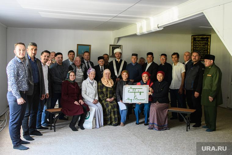 Обсуждение строительства Соборной мечети. Екатеринбург
