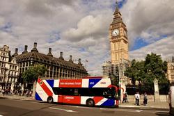 Клипарт. pixabay.com, часы, великобритания, британия, автобус, флаг, башня, биг бэнг