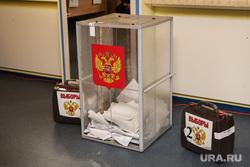 Выборы 2014. Сургут, урна для голосования