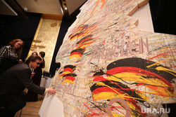 Торжественный прием немецкого консульства по случаю 25-летия со дня воссоединения Германии. Екатеринбург