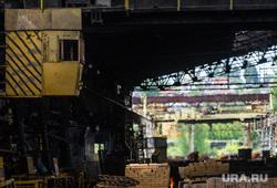 Нижнесалдинский металлургический завод. Нижняя Салда, цех, промышленное предприятие