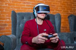PlayStation Plus Party. Екатеринбург, игроман, шлем виртуальной реальности, vr