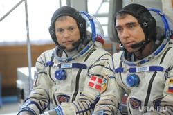 Экзамен у основного экипажа МКС-45/46/ЭП-18. Звездный городок, космонавт, могенсен андреас