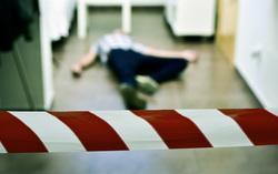 Клипарт. Сток depositphotos.com, убийство, жертва, труп, расследование