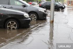 Затопленные улицы Курган