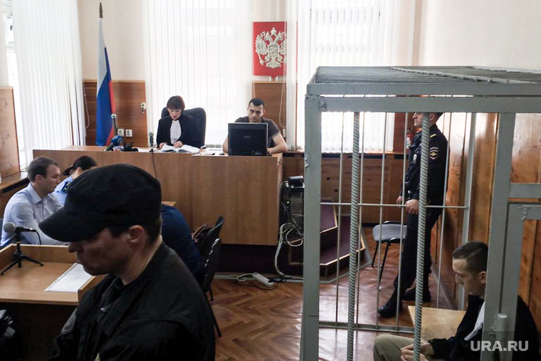 Суд по Васильеву. Екатеринбург