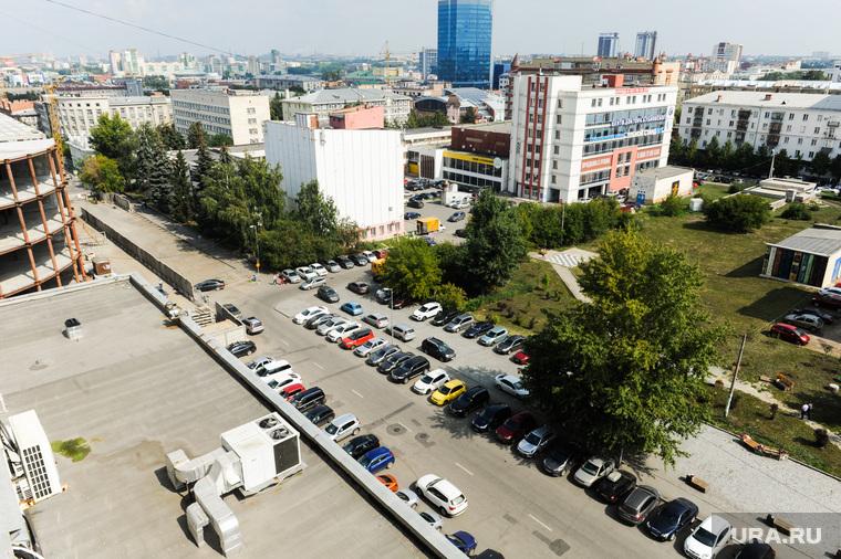 Долгострой на Васенко 94. Челябинск