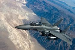 Клипарт pickupimage. miliman, военный самолет сша, истребитель, F-15 Eagle, ф-15