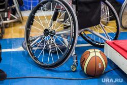 Всероссийский турнир по баскетболу на колясках. Тюмень, ивалидная коляска, баскетбольный мяч