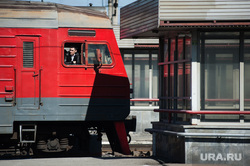 Военно-патриотическая акция «Сирийский перелом» на железнодорожной станции «Екатеринбург-пассажирский». Екатеринбург, железнодорожный вокзал, жд вокзал, вагон, поезд, перрон