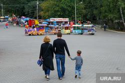 Обход ЦПКиО. Парк Маяковского. Екатеринбург, прогулка, семья, парк маяковского, детский паравоз, детские развлечения