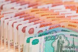Клипарт. Пермь , денежные купюры, тысяча рублей, деньги