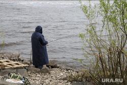 Рыбаки на Камской ГЭС. Пермь, берег, рыбак, кама, рыба, река, рыбалка