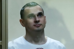 Клипарт. Скриншоты видео, Олег Сенцов. Екатеринбург, сенцов олег