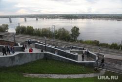 Открытие набережной Пермь