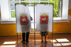 Праймериз Ер Челябинск, кабинка для голосования, выборы