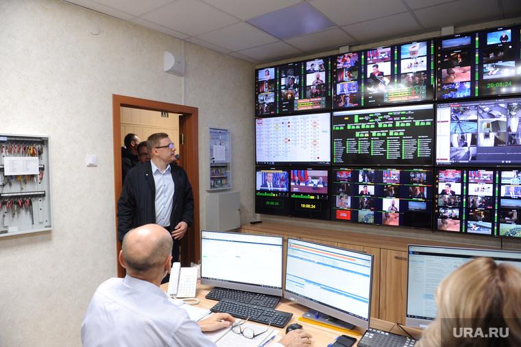 Текслер на РТПЦ и на открытии подсветки телебашни необр
