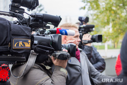 Бадина и горводоканал. Нижневартовск, интервью, камеры, сми, телевидение, сенсация
