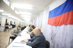Выборы губернатора Свердловской области. Екатеринбург, выборы 2017, сергин дмитрий, избирательный участок